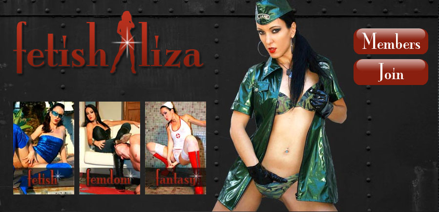Visit Fetish Liza official website!